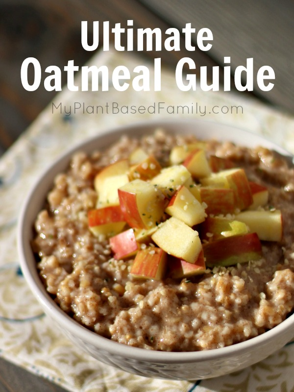 Everything you need to know about oatmeal