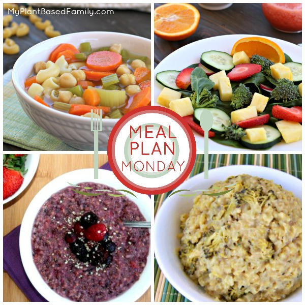 Plant-Based Meal Plan for Spring