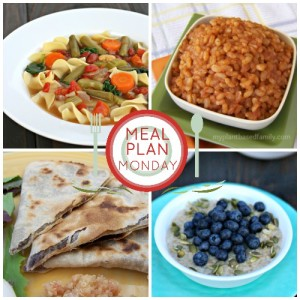 Plant-Based Meal Plan Monday