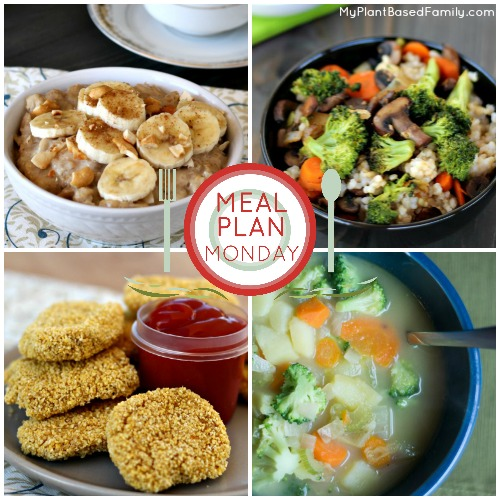 Meal Plan Monday: A plant-based, gluten-free meal plan vegans and omnivores alike will love. This smart meal plan keeps ingredients simple and tries to use them in multiple recipes.