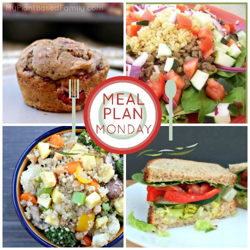 Weekly Meal Plan for Plant-Based Diet