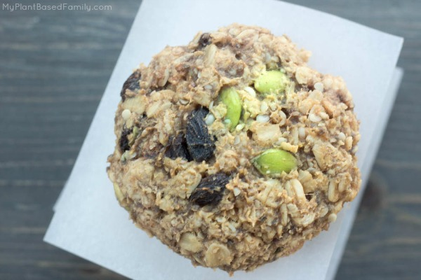 Plant-Based Gluten-Free Breakfast Cookies that are allergy-friendly and delicious. These cookies are a great choice for breakfast on the go.