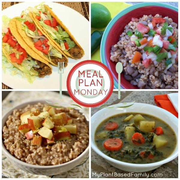 Instant Pot Inspired Meal Plan