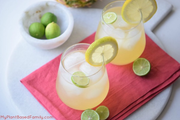 Pineapple Lemonade recipe that is fun for any occasion.