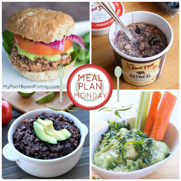 A gluten-free, plant-based weekly meal plan the whole family will enjoy.