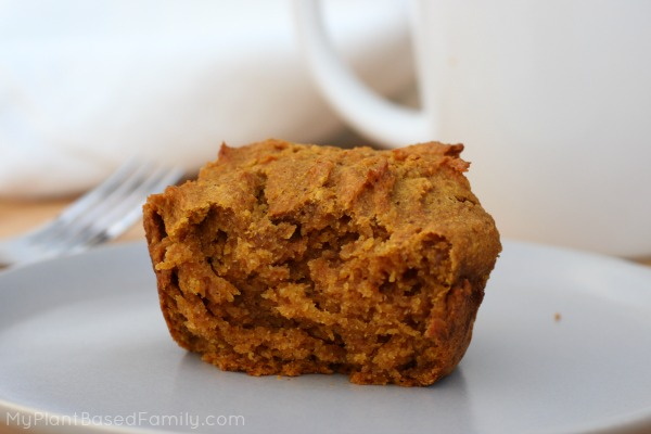Allergy-Friendly Pumpkin Muffins