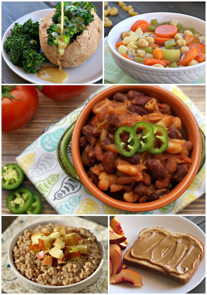 Fall Plant-Based Meal Plan