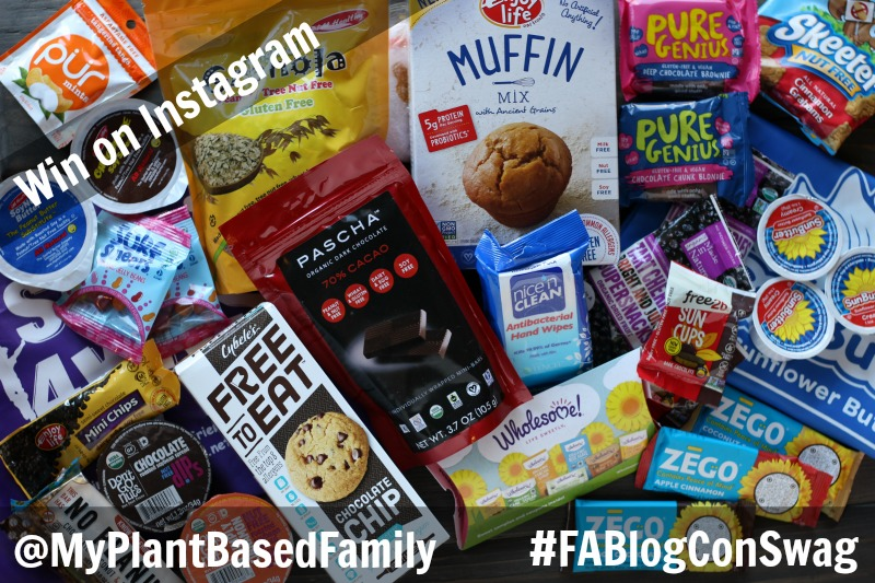 Food Allergy Bloggers Conference Instagram Giveaway