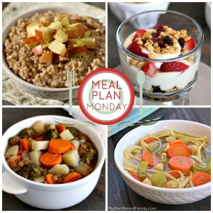 This plant-based meal plan is perfect for the cooler temperatures of fall.