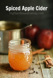 Spiced Apple Cider is perfect for your holiday party or to get in the Christmas spirit.