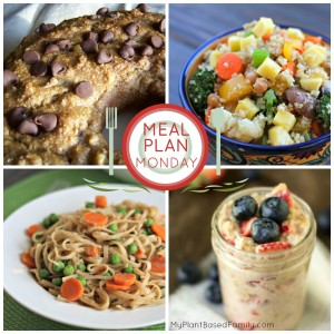 Plant-Based Meal Plan that is also allergy-friendly.