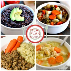 This Plant-Based Meal Plan is perfect for families, especially people wanting to eat healthy with their pressure cookers. Many recipes are for the Instant Pot.