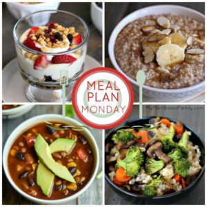 Plant-Based Meal Plan your whole family will love.