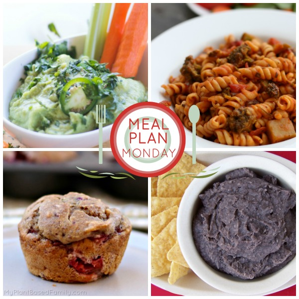 A Plant-Based meal Plan for Spring that the whole family will love.
