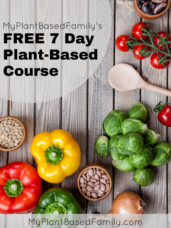 Get the Free 7 Day Plant-Based Course