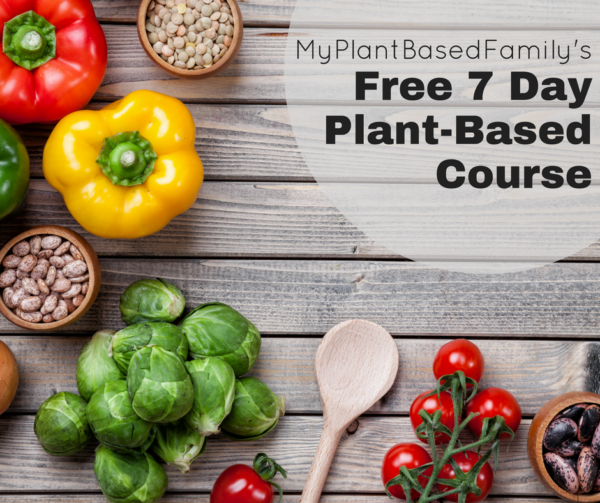 Free 7 Day Plant-Based course