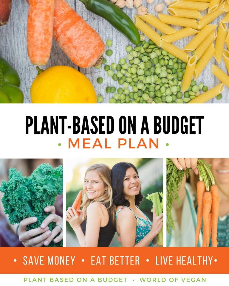 Plant-Based on a Budget Meal Plan