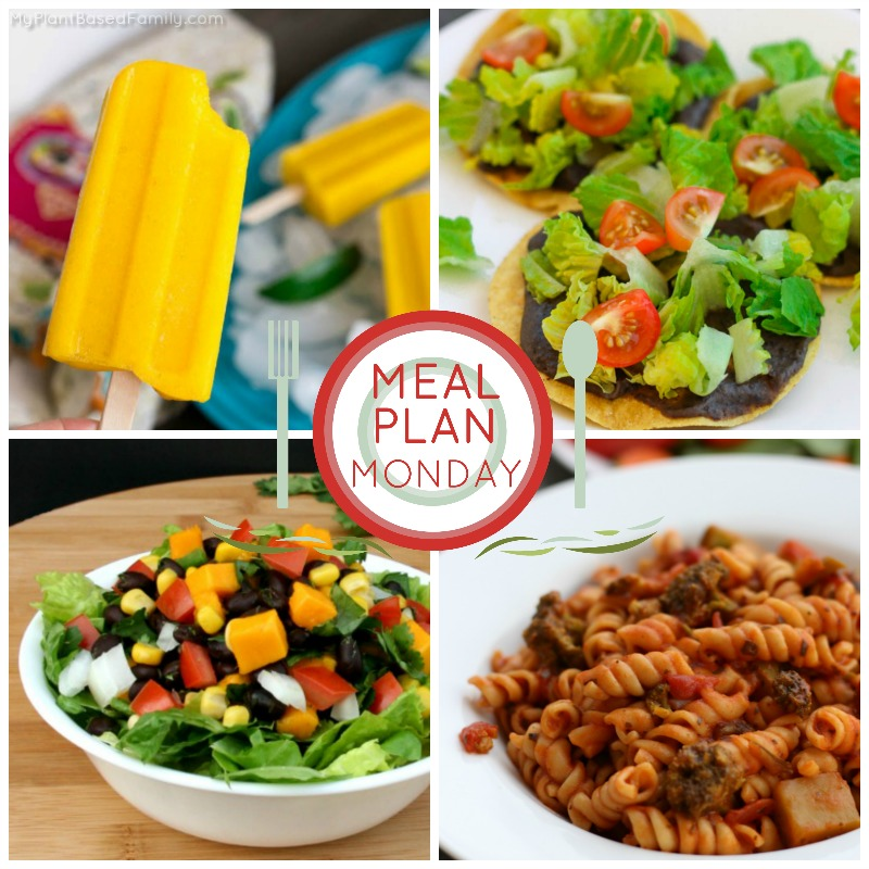 This meal plan is perfect for summer! It's full of easy recipes that will free up your extra time for family fun.