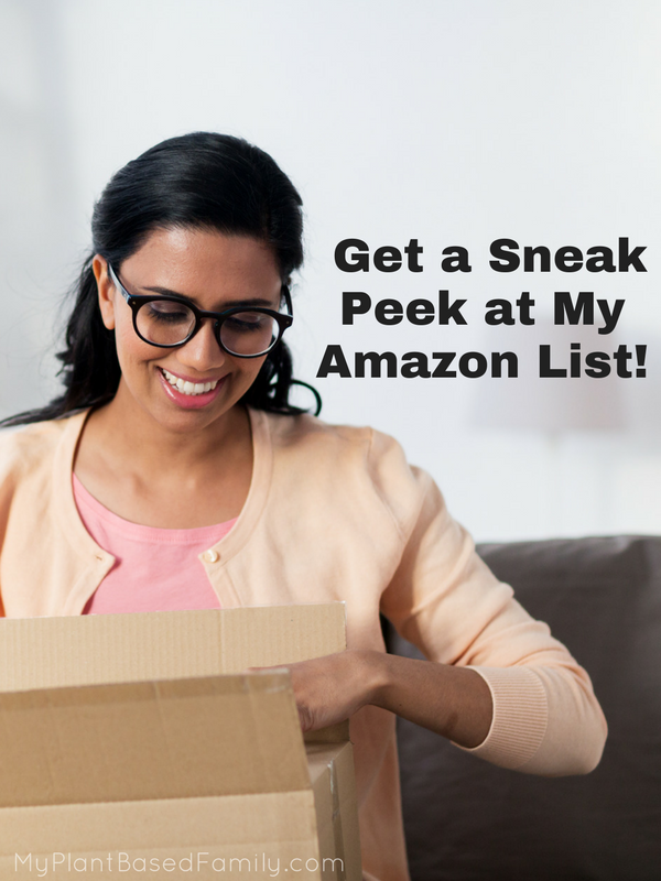 Plant-Based Diet Favorites at Amazon