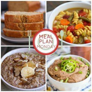 A Plant-Based Meal Plan that is perfect for a busy week!