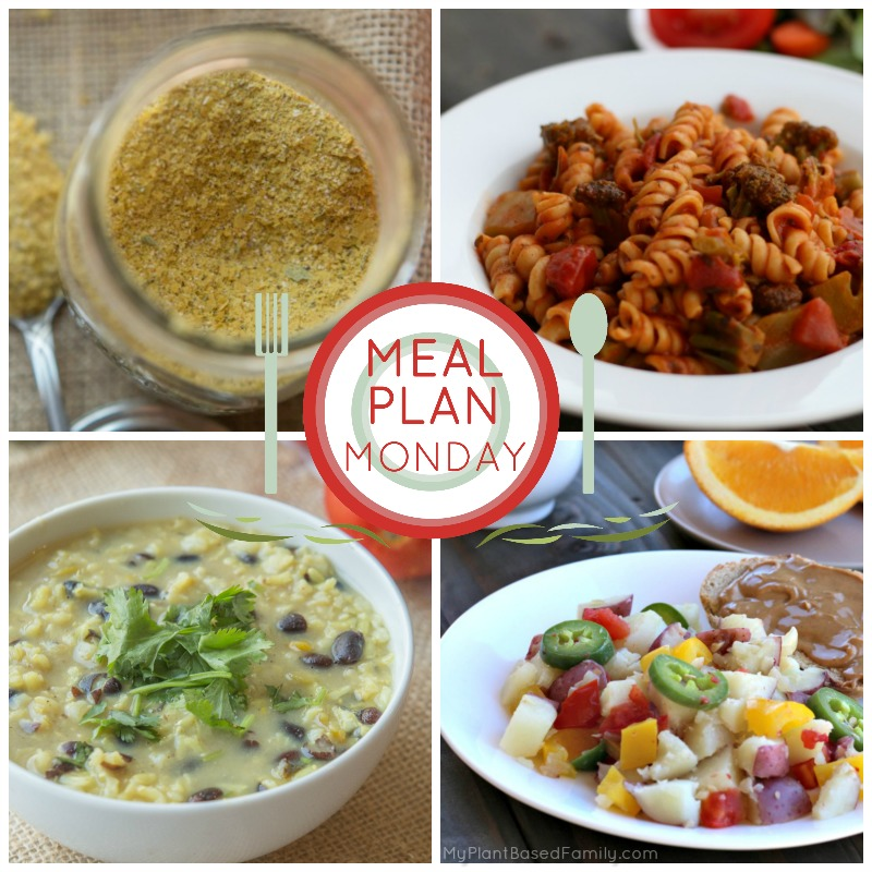 This plant-based meal plan is perfect for fall. Your family will enjoy hearty breakfasts and warm dinners.