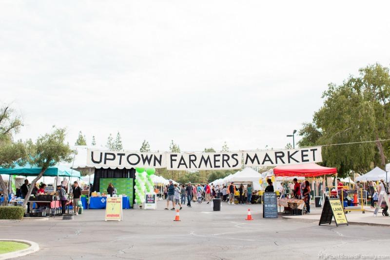 Uptown Farmers Market Phoenix AZ