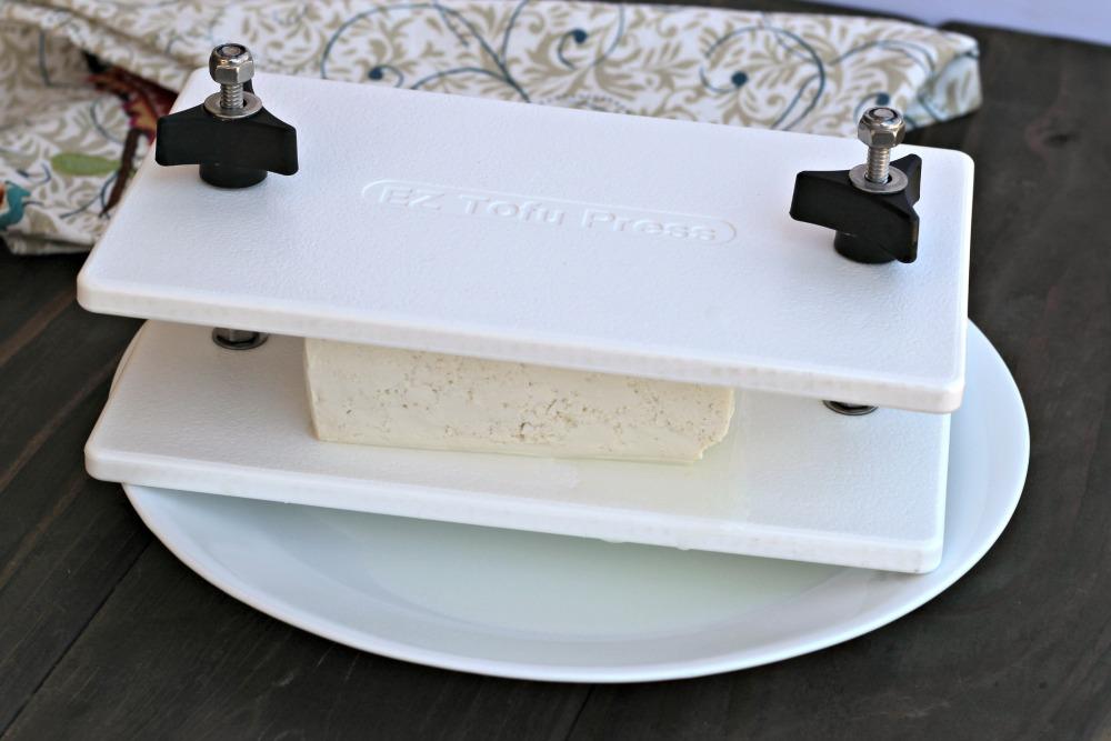 Tofu press