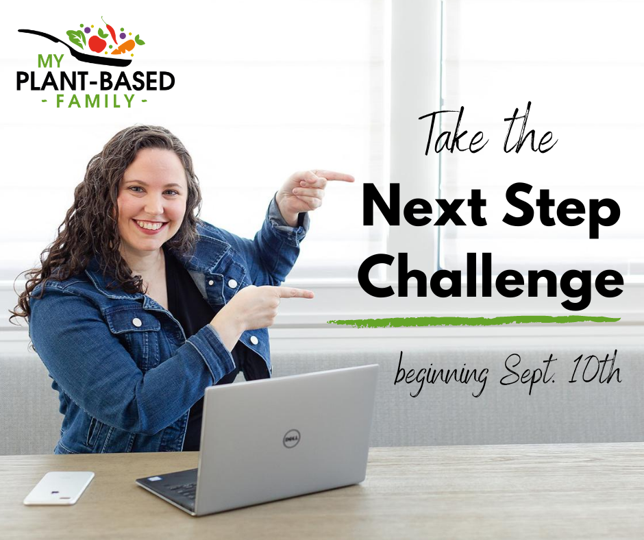Next Step Challenge to plant-based eating