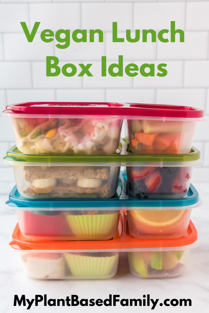 Vegan Lunch Boxes