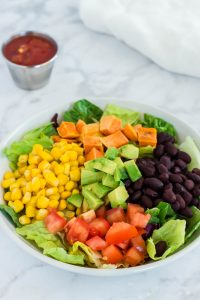 Sweet Potato Black Bean Bowl