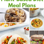Weekly Plant Based Diet Meal Plan