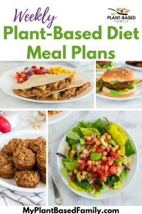 Plant-Based Diet Meal Plan